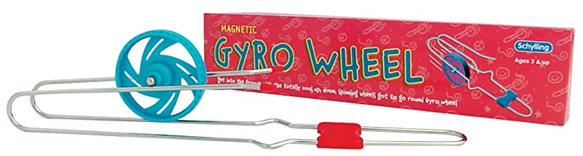 Magnetic Gyro Wheel by Schylling