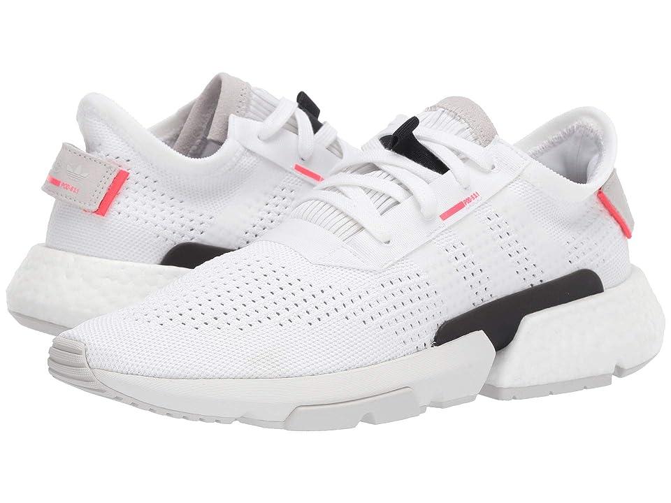 adidas Originals POD-S3.1 PK (Footwear White/Footwear White/Shock Red) Men
