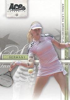 2007 Ace Authentic Straight Sets Tennis #8 Anna-Lena Groenefeld