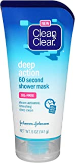 Best clean & clear deep action 60 second shower mask Reviews