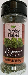 Culinary Herb Parsley Flakes 0.49 oz