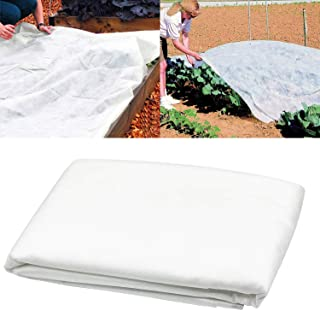Alpurple 24 x 8 Feet Winter Plant Covers Freeze Protection -Warm Rectangle Plant Protection Cover, Frost Cloth Blanket Pro...