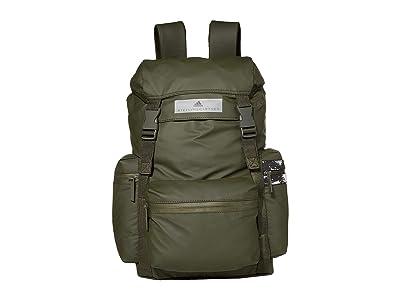 adidas by Stella McCartney Backpack EB3959 (Dark Oak/Camo) Backpack Bags