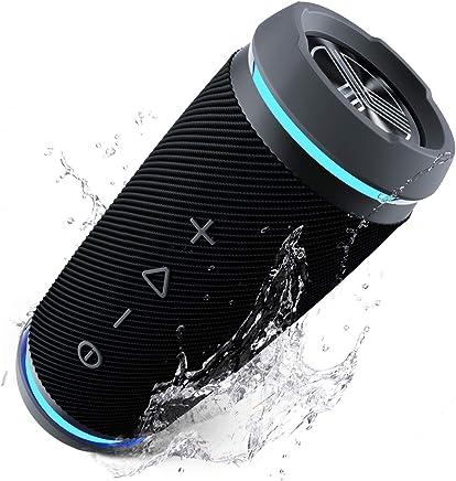 TREBLAB HD77 Premium Bluetooth Speaker - Loud 360° HD...