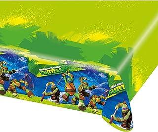 Teenage Mutant Ninja Turtles Table Cover - 552468, Green
