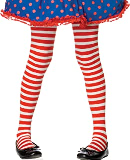 Best red and white tights girls Reviews