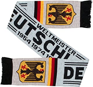 Germany Soccer Knit Scarf