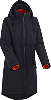 Women's Raundalen L Jacket - Water and Wind Resistant 3 in 1 Coat