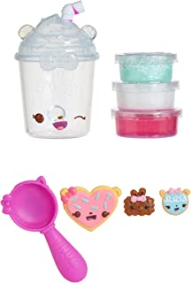 Num Noms Snackables Silly Shakes - Blueberry Mint Smoothie Slime, Multicolor