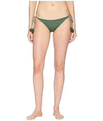 Vince Camuto Sun Block Braided String Bikini Bottom (Palm) Women