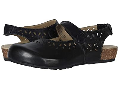 Aetrex Cheryl Mary Jane (Black) Women