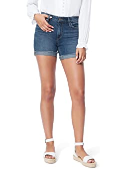 Joes Jeans Womens Ozzie 4 Cut Off Short in Rami