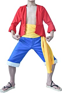 luffy cosplay outfit