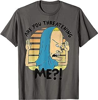 Beavis and Butthead Cornholio Quote Graphic T-Shirt