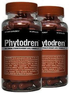 Phytodren 2 Pack - Hardcore Weight Loss - Burn Fat - Boost Energy Levels - Eat Less