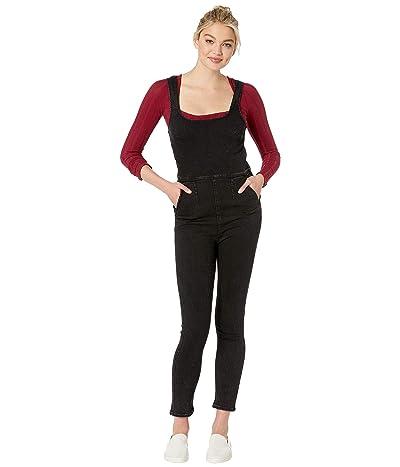 Free People Scarlet Jumpsuit (Black) Women