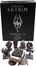 Skyrim The Elder Scrolls V Shrines of The Nine Divines Collectible Vinyl Figure Set
