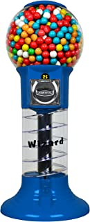 """Gumball Machine 27"""" Set Up for $0.25 Gumballs 1 inch Toys in Round Capsules 1"""