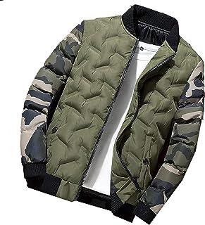 メンズ ダウン式コート キルティング 中綿入り 紳士用外出着 ブルゾン 5XL 大きいサイズ 20代 30代 40代 長袖 保温 防寒 ショート あったか ビジネス アウトドア 作業 ギフト 防寒対策 外套 ジャンパー