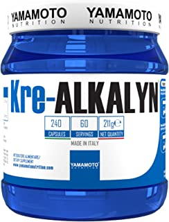 Yamamoto Nutrition Kre-Alkalyn Suplemento Alimenticio
