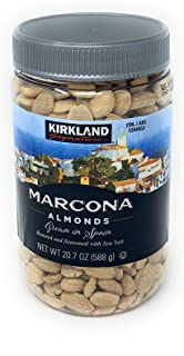 Kirkland signature Marcona almonds, 20.7 OZ