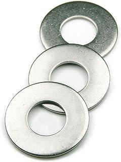 Quantity: 5 pcs 2-1//4 inches Inside Diameter 2-1//4 Flat Washers Low Carbon USS Zinc RoHS Compliant