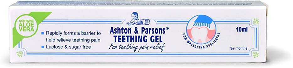 Ashton & Parsons Teething Gel