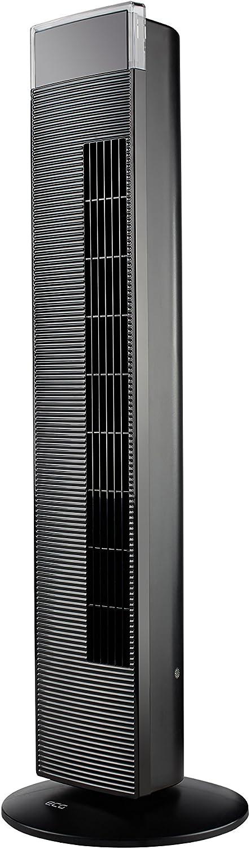 ECG FS 91 T - Ventilador de pie (65 W), color negro