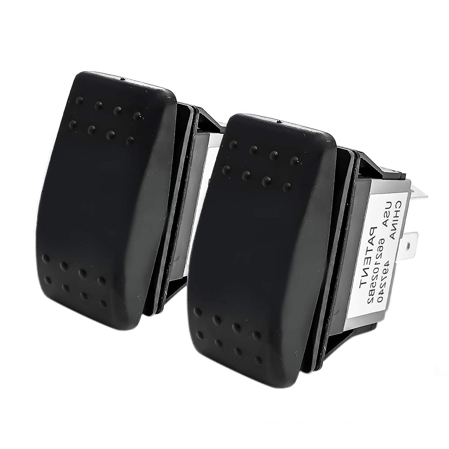 Five Oceans On-Off-On Rocker Switch Pins Translated 6 FO-4154-M2 At the price Pair
