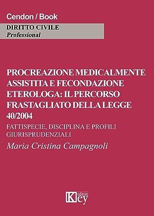 Procreazione medicalmente assistita e fecondazione eterologa: il percorso frastagliato della legge 40/2004: Fattispecie, disciplina e profili giurisprudenziali