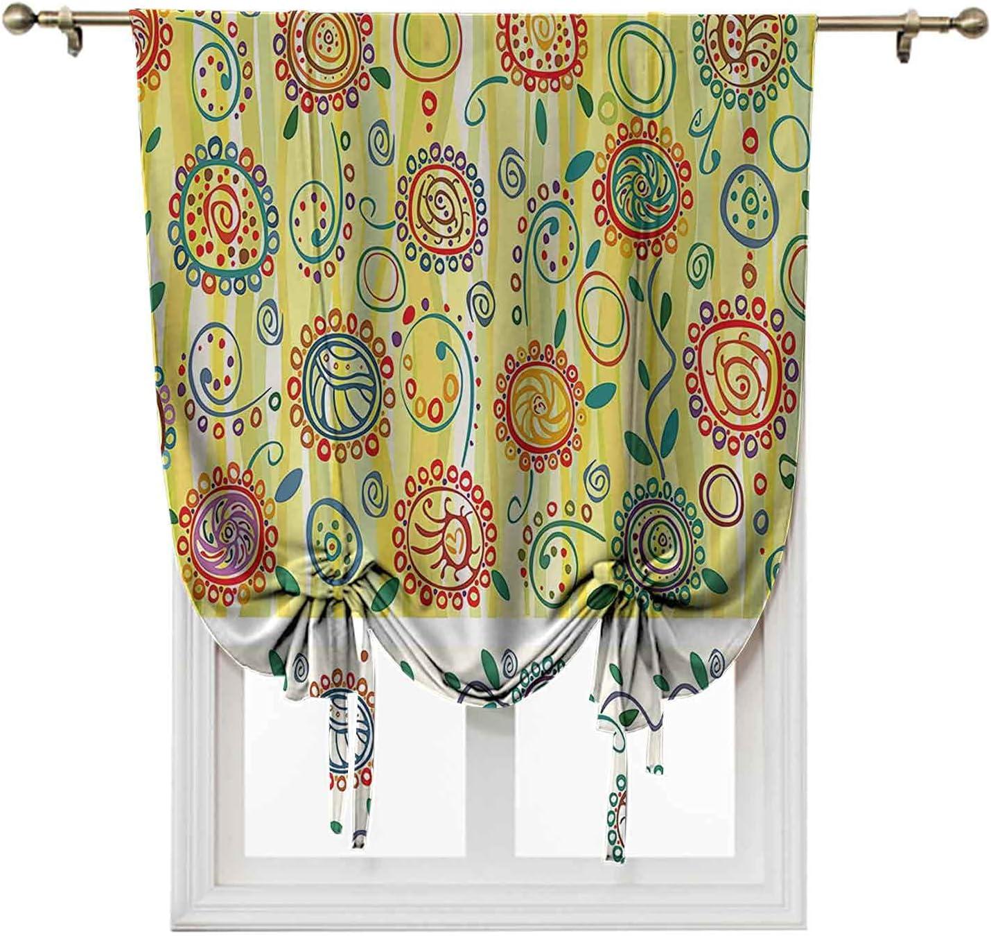 Room Darkening Curtain 48