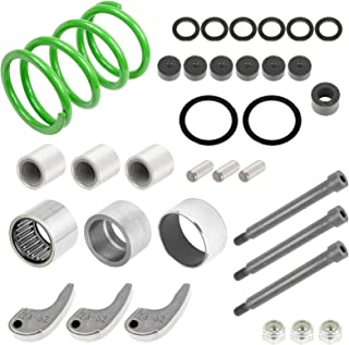 CALTRIC PRIMARY DRIVE CLUTCH ASSEMBLY REBUILD KIT compatible with Polaris RZR 800 2012 2013 2014