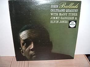 John Coltrane Quartet - Ballads - rare MCA Impulse reissue vinyl LP