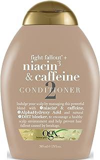 Ogx Conditioner Niacin 3 & Caffeine 13oz (3 Pack)