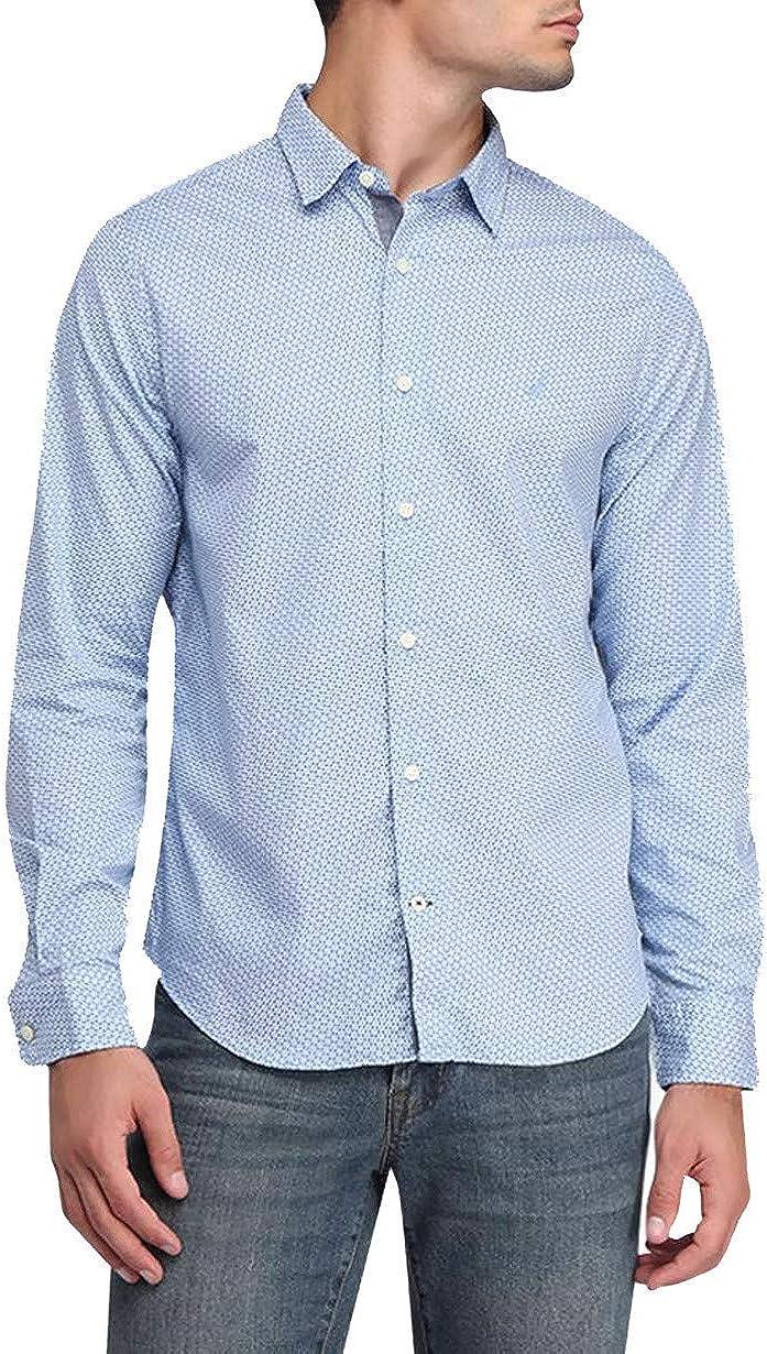 Nautica Men's Long Sleeve Casual Shirt