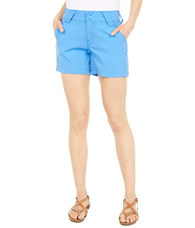 Columbia Coral Point III Shorts (Harbor Blue) Women
