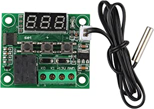 MagiDeal Xh-w1209 Thermostat Plaque Commutation /à Haute Pr/écision Contr/ôle De Temp/érature Num/érique