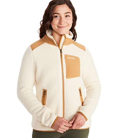 Marmot Wiley Jacket (Cream/Scotch) Women