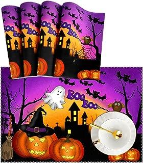 Best plastic halloween placemats Reviews
