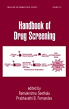 Handbook of Drug Screening (Drugs and the Pharmaceutical Sciences 114)