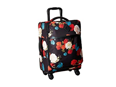 Herschel Supply Co. Highland Carry-On (Vintage Floral Black) Carry on Luggage