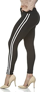 LMB Women's Extra Soft Leggings with High Yoga Waist...
