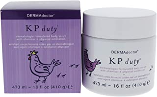 DERMAdoctor KP Duty Dermatologist Formulated Body Scrub For Women 16 oz