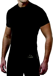 Copper Fit Men's Short Sleeve Crew Neck T-Shirt