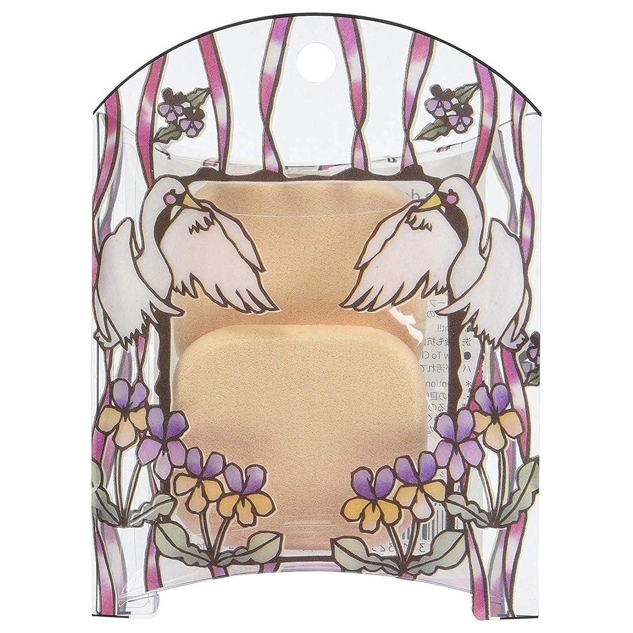 ルーキーペニー針swan de beaute(スワン?ド?ボーテ) スワン シフォンパフ SWAN-06 (2個)