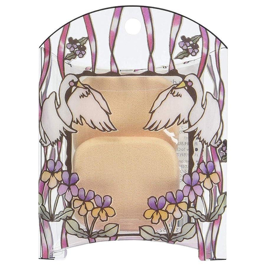 再現する輪郭縁石swan de beaute(スワン?ド?ボーテ) スワン シフォンパフ SWAN-06 (2個)