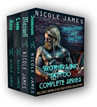 Brothers Ink Tattoo Complete Box Set: Books 1-4