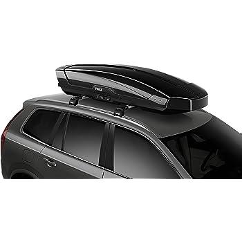 Thule Motion XT XL, Coffre de toit élégant, spacieux et optimisé pour une grande facilité d'utilisation.