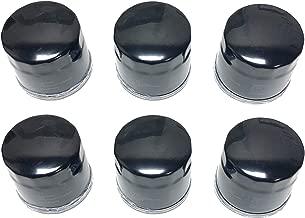 6 Pack, Oil Filters For Kohler 12 050 01, 12 050 01-S, 1205001S, John Deere AM125424, GY20577, Ariens 082000204, 21397200