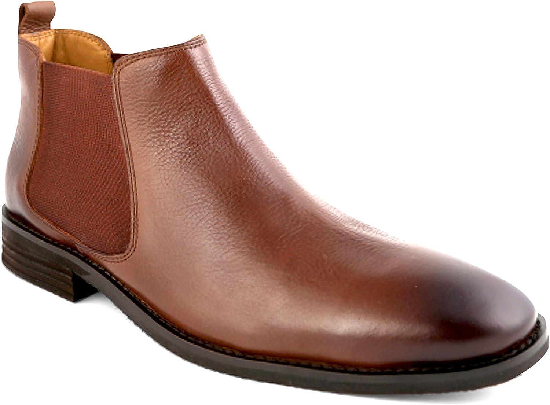 Paolo Bove Men's Venezia Chelsea Boot Comfortable Stylish Lightweight